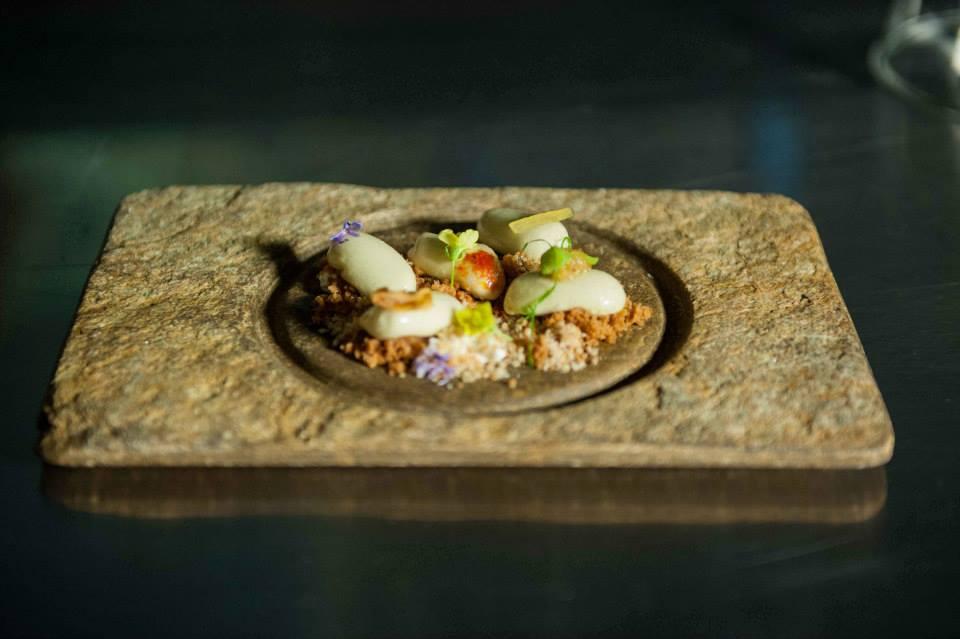 Hummus alegórico de Jordi Cruz Foto: Film&Cook