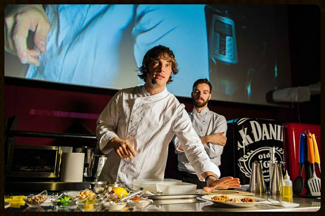 Jordi Cruz Foto: Film&Cook