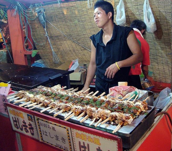 'Okonimiyaki' para lleva