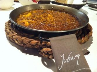 El glorioso arroz seco de espardenyes